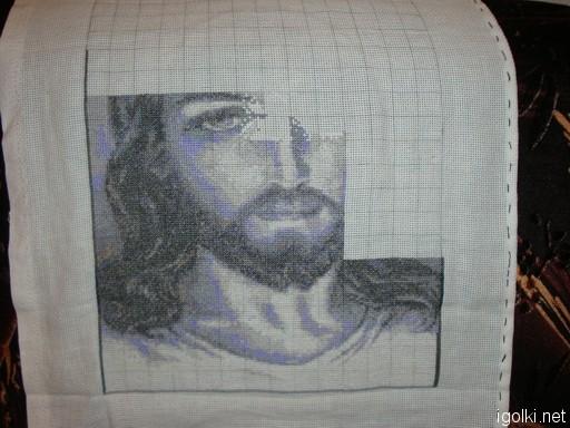 Начало Иисус. В работе.